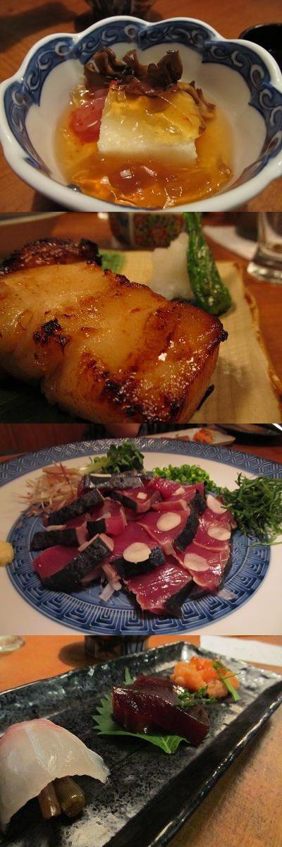 青海オフ料理