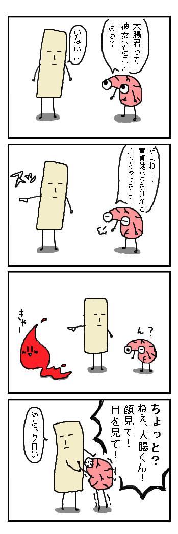 【自己紹介】大腸