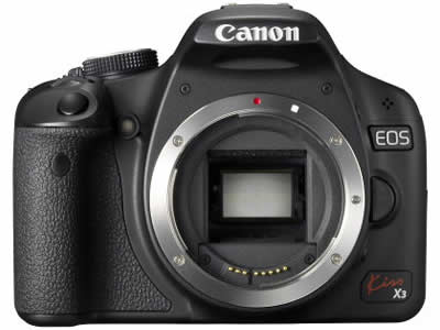 Canon デジタル一眼レフカメラ Kiss X3