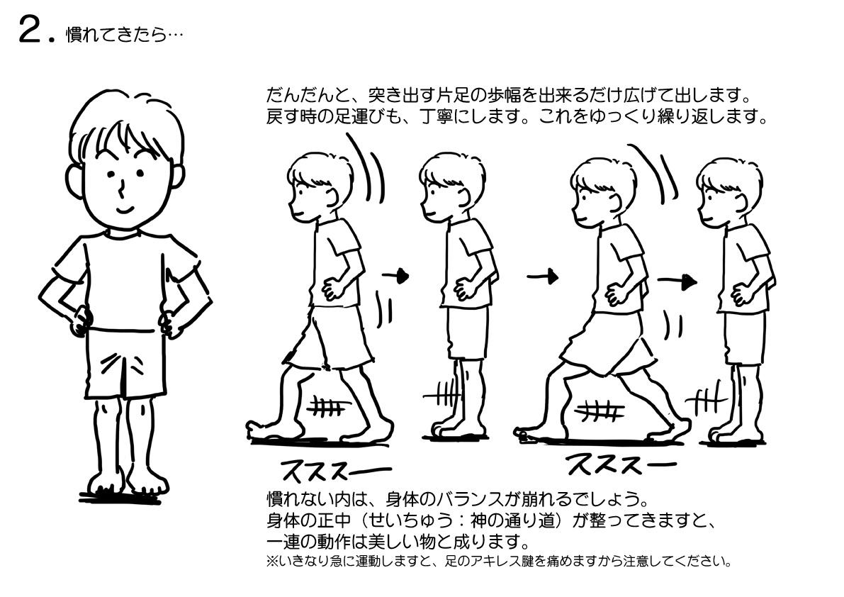 リーマン祓いの体操2
