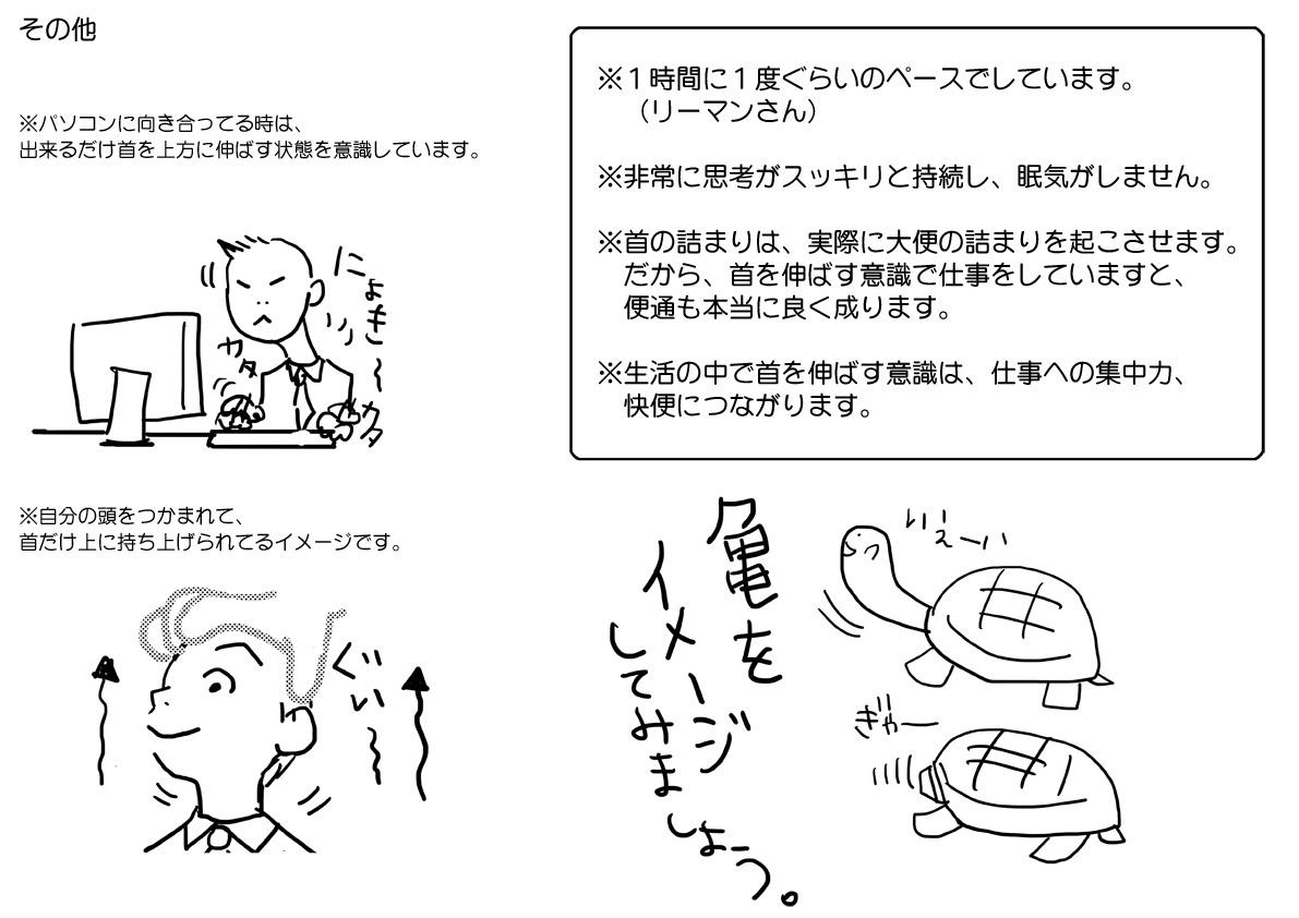 亀クビ運動3