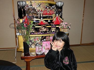 7才雛祭り