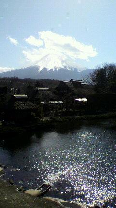 何といっても富士山!