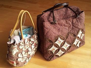 カテドラル&折布バッグ
