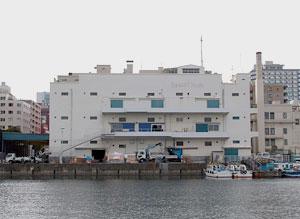 日本郵政倉庫