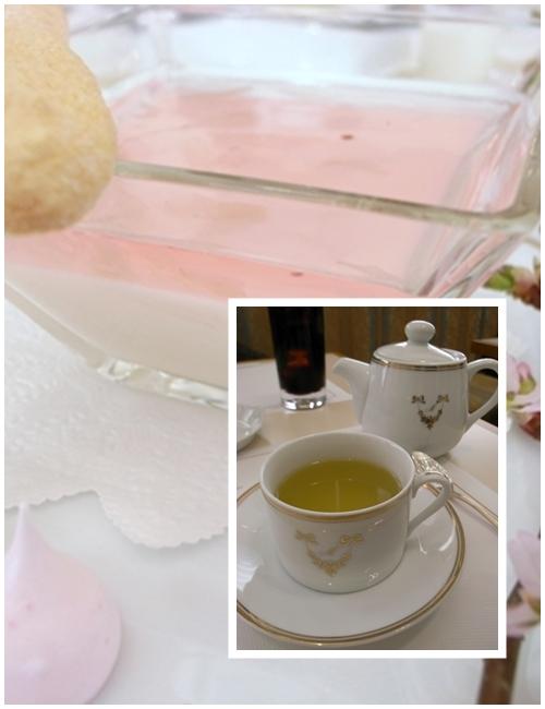 イマダミナコ桜ティー