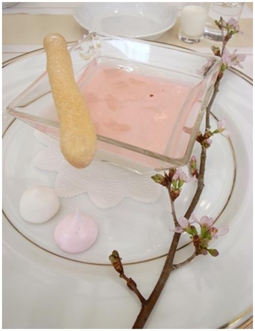 イマダミナコ桜のジュラマンジェ