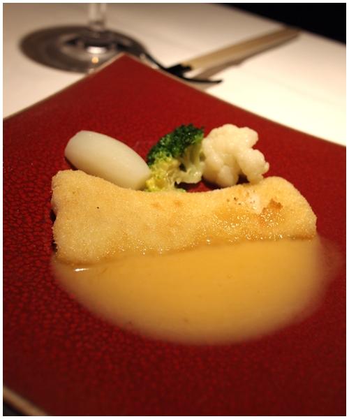 マキシムジャポネ魚