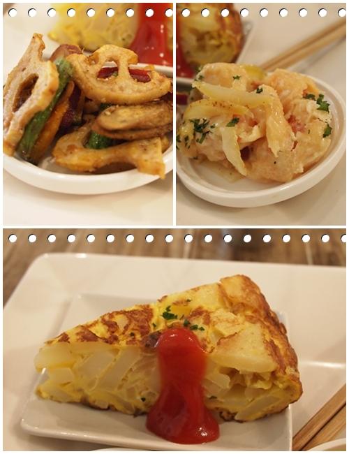 空ナナのお惣菜3品