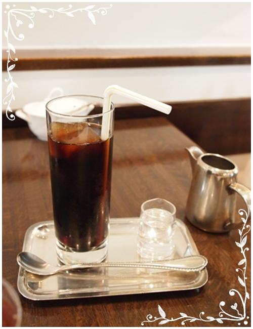 グレースのアイスコーヒー
