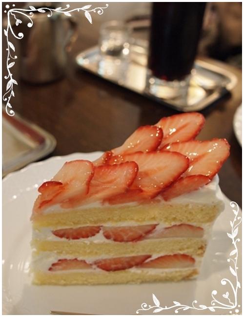 グレースショートケーキ