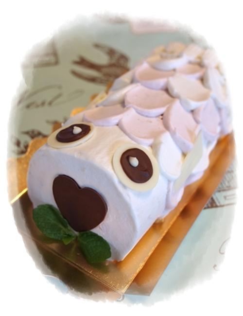 こいのぼりケーキ2010