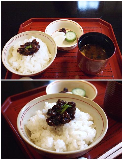 前田季節のご飯