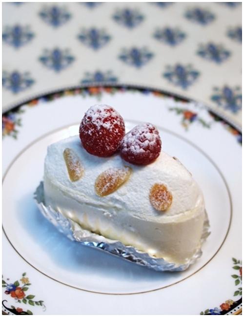 イデミスギノチーズケーキ