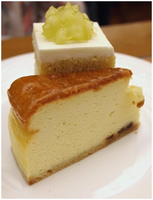 スーパーチーズケーキ