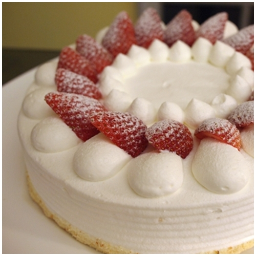 satukiショートケーキ