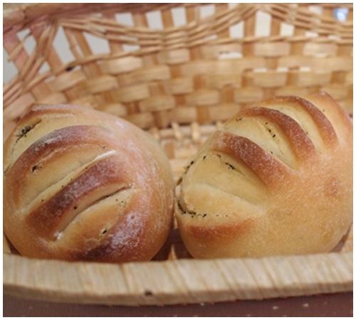 1回目パン