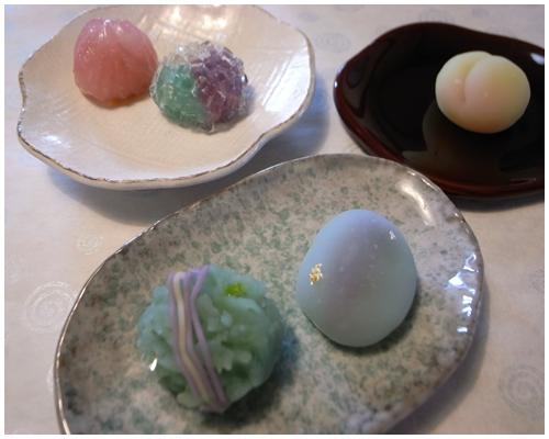 鶴屋吉信和菓子