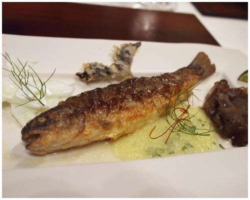 魚ムニエル