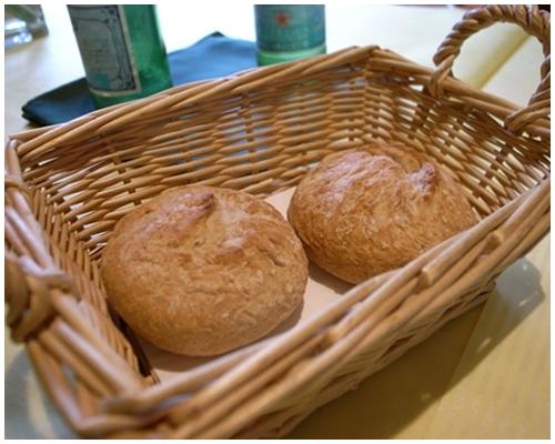 ライ麦のパン
