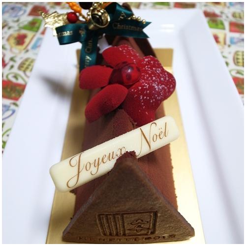 高島屋アンリルルークリスマスケーキ