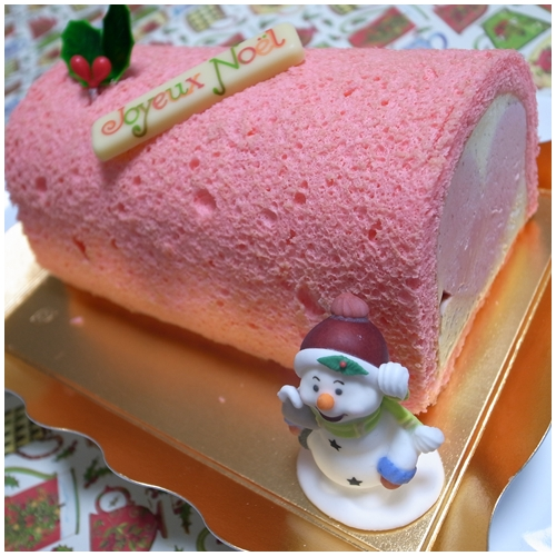 ジャンポールクリスマスケーキ高島屋