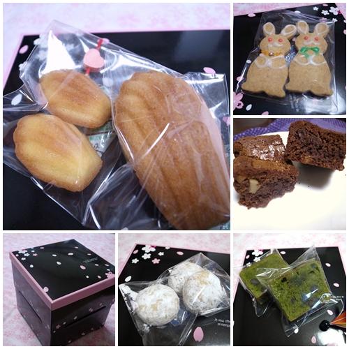 焼き菓子お重2011