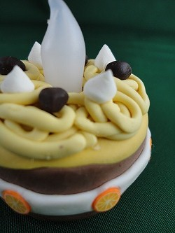 キャンドルケーキ1
