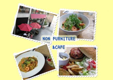 NON-FURNITURECAFEで