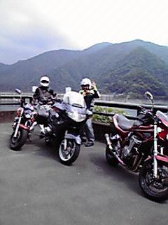 奥多摩バイク