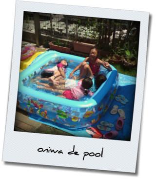 oniwa de pool