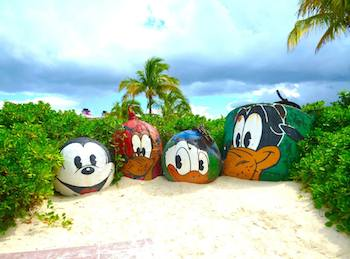castaway cay characters