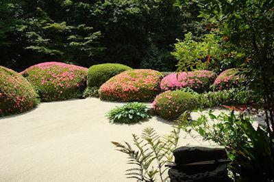 詩仙堂お庭
