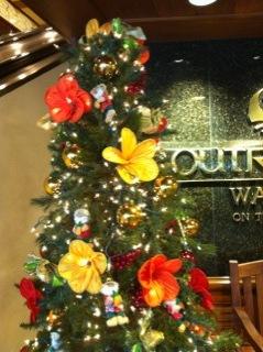Outriger christmas