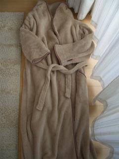 着る毛布 002