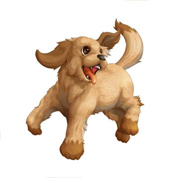ゴールデンレトリバー子犬02