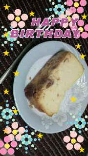 ヨーグルトチーズケーキ2