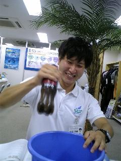 2013.9.13スキューバ宮本さん。
