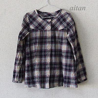 次女シャツ2
