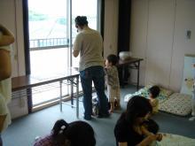 赤ちゃんのほっぺプログ-teshigoto2