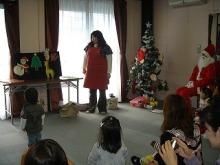赤ちゃんのほっぺプログ-2009クリスマス1