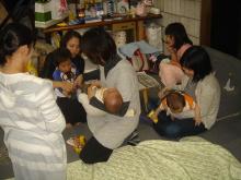 赤ちゃんのほっぺプログ-子どもの日1