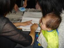 赤ちゃんのほっぺプログ-子どもの日2