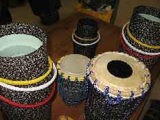 ドラム作り2