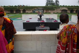 ガンジーindia