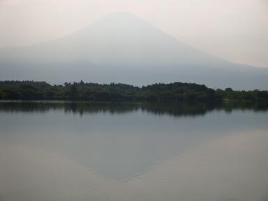 田貫湖より