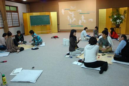 ワールドカフェ天河神社3