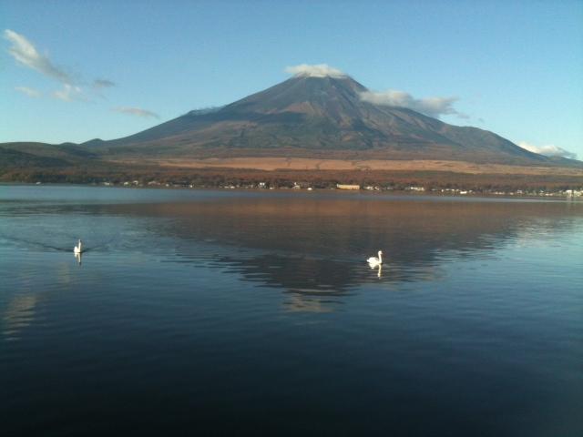 富士山2011.11.7
