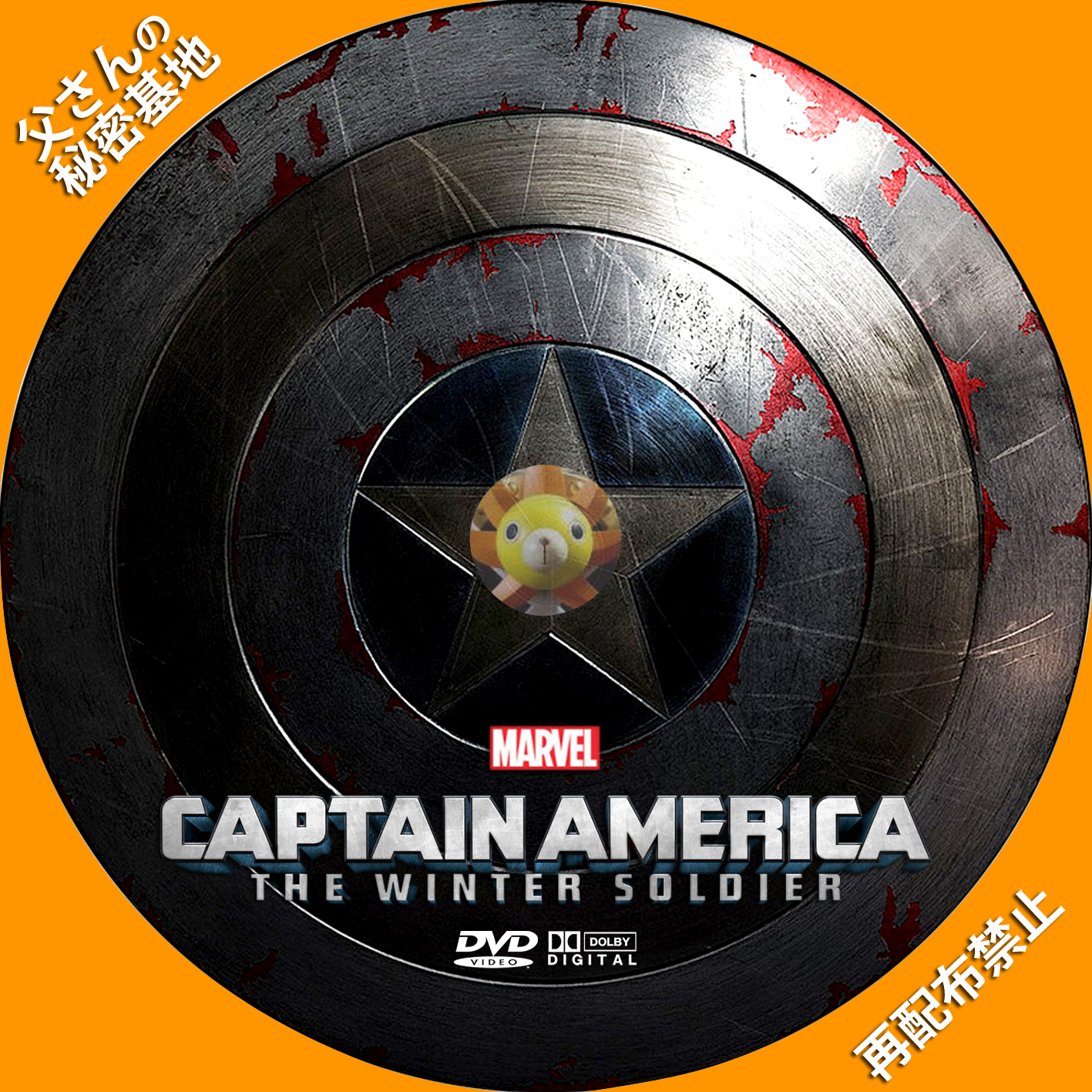 captain america the winter soldier_DVD_A