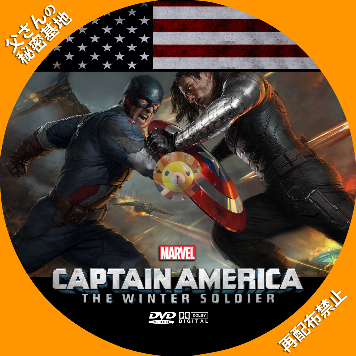 captain america the winter soldier_DVD_C